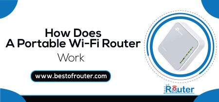 How Does a Portable WiFi Router Work