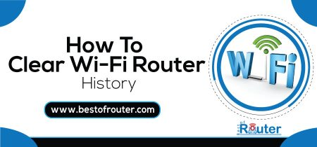 How to Clear WiFi Router History