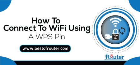 How To Connect To WiFi Using A WPS Pin