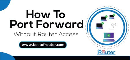 How To Port Forward Without Router Access