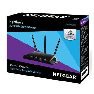 NETGEAR Nighthawk Smart Wi-Fi Router (R7000)