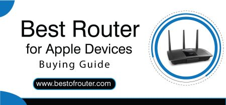 Best Router for Apple Devices